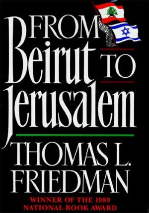 From Beirut to Jerusalem Summary & Study Guide Description