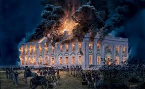 When Britain Burned The White House; Harry and Juana Smith