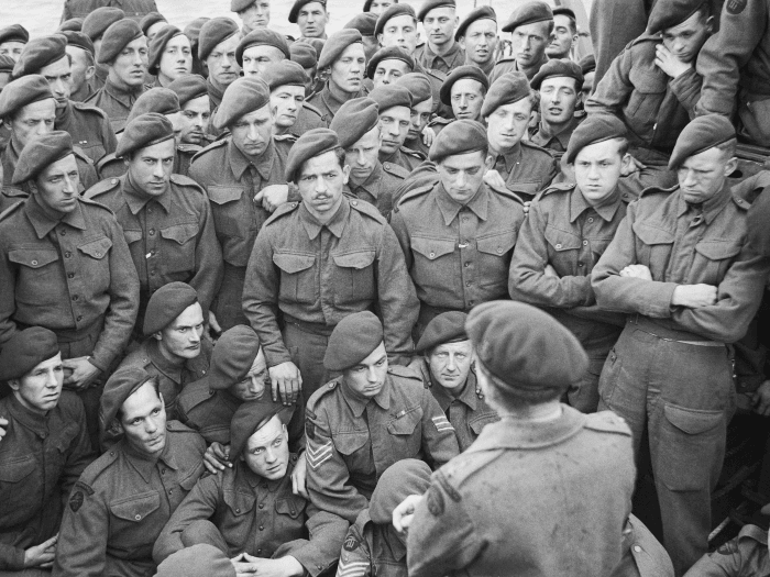 Soldiers of D-Day
